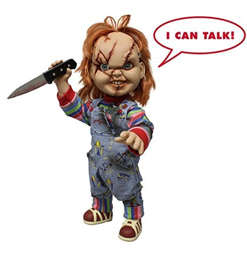 Child's Play / Chucky 15 inches Talking mega scale figure by Mezuko