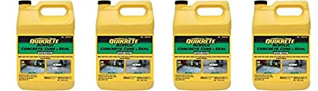Quikrete Acrylic Concrete Cure & Seal, 1 Gallon, Satin Finish Standard Plumbing Supply 8730-02