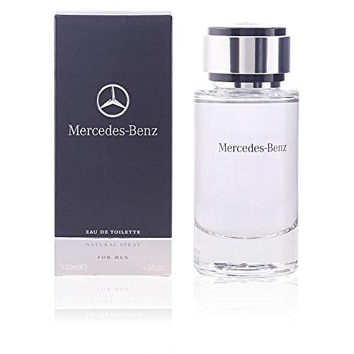 Mercedes Benz Eau De Toilette Spray for Men, 4.0 Ounce from Mercedes Benz