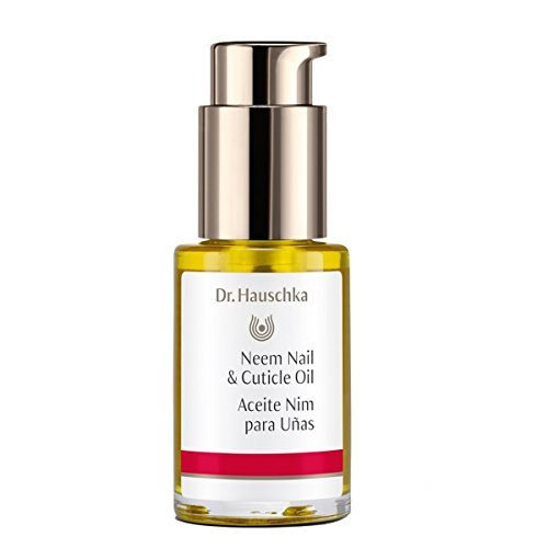 Dr. Hauschka Nail Oil, Neem, 1.0-Ounce Box (Best Thing For Dry Cuticles)