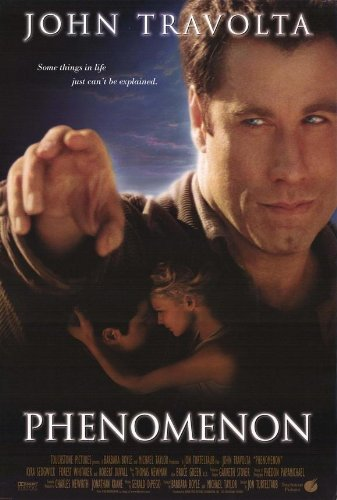 Phenomenon Poster Movie 1996