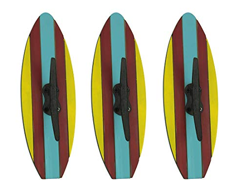ful Nautical Cleat Surfboard Wall Hook Set ()