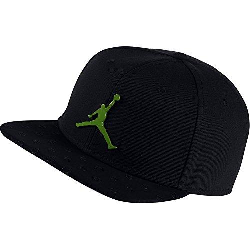Nike Retro Hat - Nike Mens Jordan Retro 13 Snapback Hat Black/Black AA7205-011