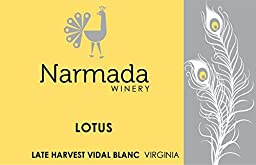 2012 Narmada Winery Virginia Lotus 375ml