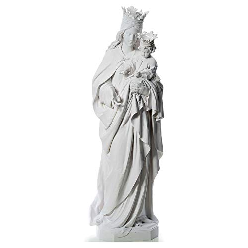 Holyart Mary Help of Christians Statue in Fiberglass, 180 cm
