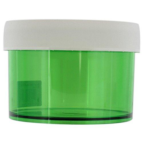 (Nalgene Straight-Sided Polycarbonate Jar, Green, 16 oz)