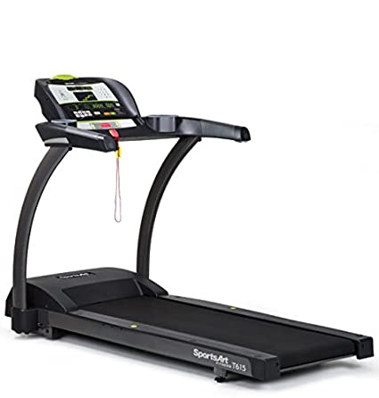 Amazon Com Sportsart Fitness T615 Foundation Series Treadmill With