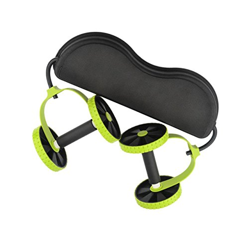 32 Ounce Z-COMFORT Roll n flex ab roller abdominal muscle trainer and flex workout 618194862078