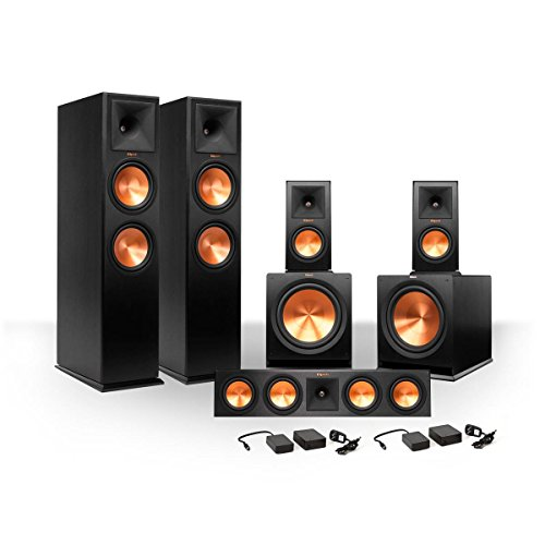 Klipsch 5.2 RP-260 Reference Premiere Speaker Package with R