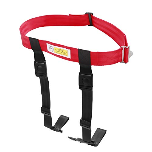 Child Airplane Safety Travel Harness, Clip Strap Safety Airplane Child Restraint System for Baby,Toddlers & Kids - Airplane Travel Accessories for Aviation Travel Use by MASCARRY (Image #7)
