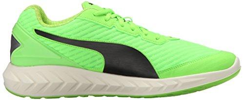 Puma Hombre Ignite Ultimate PwrCOOL Zapatilla de Running Green Gecko/Black