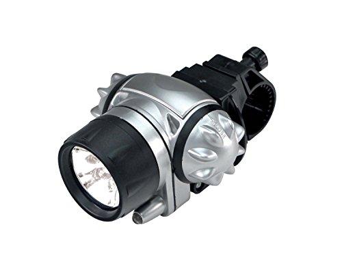 SE FL8218B 18-LED 2-IN-1 Headlamp & Bicycle Light