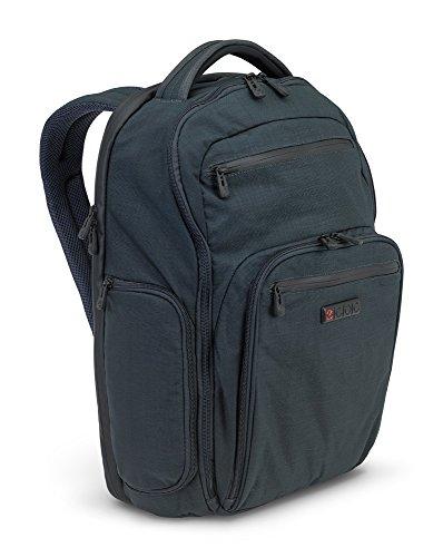 EZBc Hercules FastPass Rucksack für bis zu 43,2 cm/17 Zoll Laptop, TSA -Friendly Linen - grün