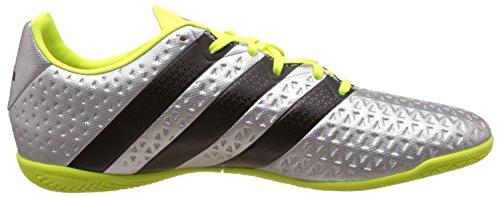 Adidas de fútbol Ace Hombre Negbas para Amasol Plata 4 Plamet In Botas 16 XwRXSYqr