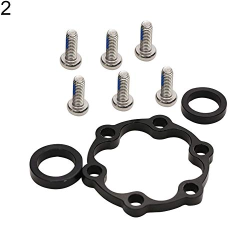 aXXcssqw9b 100-110mm/142-148mm Bicycle Bike Boost Front Rear Hub Adapter Conversion Kit 2 ()