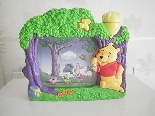 Disney Musical Mobile (Pooh Windup Animated Winnie The Soother (no Batteries Required))