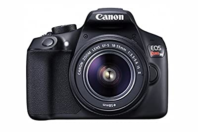 Canon EOS Rebel T6 Digital Camera Bundles
