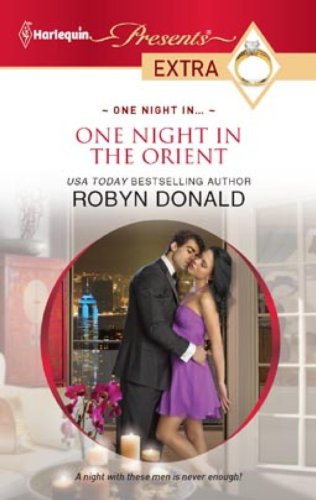 book cover of One Night in the Orient