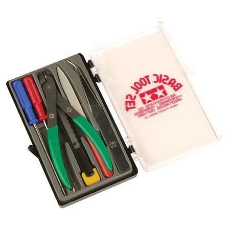 Tamiya America, Inc Basic Tool Set, TAM74016