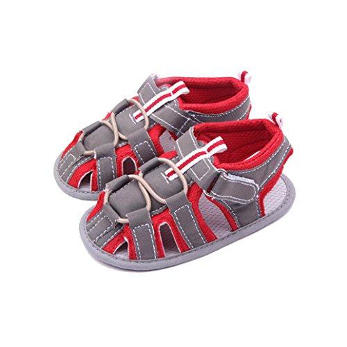 eccc34c8e2bf5 Envio gratis sandalias bebe niño verano Xinantime Sandalias de Punta  Descubierta Para Bebés Unisexo Zapatos Bebe