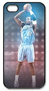 icasepersonalized Personalized Protective Case for iPhone 5 - Jeff Green, NBA Oklahoma City Thunder #22