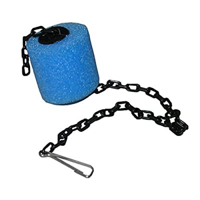 LASCO 04-1525 Toilet Flapper Chain with Foam Float Fits Kohler