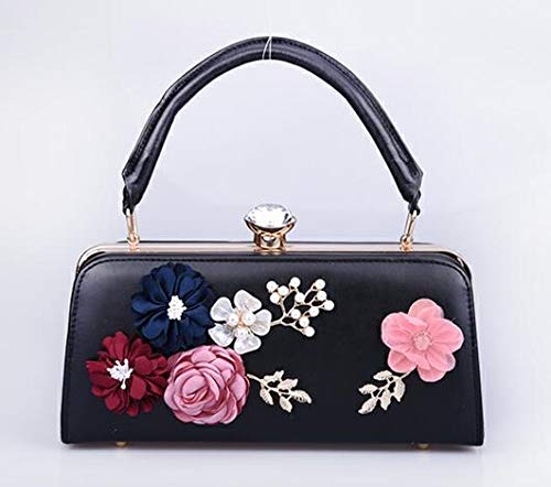 Wedding Cloth Dinner Bag Bag Dress Banquet Juzhijia Handbag Flower 5XwqtO4