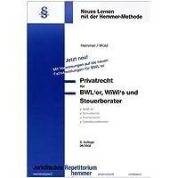 Privatrecht für BWLer