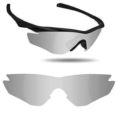 20c9d88e607a8 Fiskr Anti-saltwater Replacement Lenses for Oakley M2 Frame Sunglasses -  Various Colors