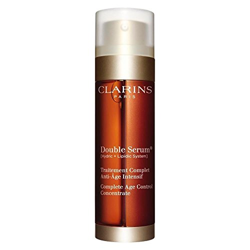 Clarins Double Serum Larger Size 50ml - Pack of 2