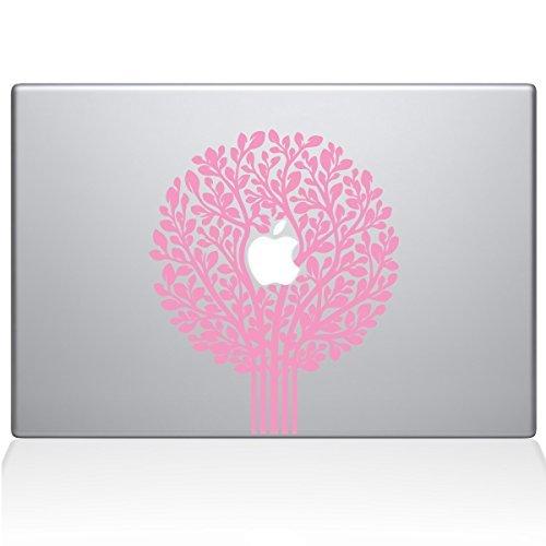 【通販激安】 The The Decal Guru 2064-MAC-15P-BG Tree of & Life Pink Topiary Decal Vinyl Sticker 15 Macbook Pro (2015 & older) Pink [並行輸入品] B0788GF84S, トガクシムラ:31184743 --- a0267596.xsph.ru
