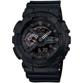 5af929fb33 カシオ Casio - G-Shock - X-Large Case Series - Matte Black - GA110MB-1A 男性 メンズ  腕時計 【並行輸入品】 B00YSJQBS4 -並行輸入品逆輸入品中古品(メンズ) ...