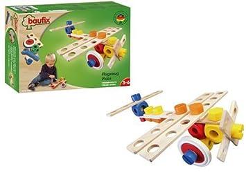 Baufix Spielzeug Flugzeug Baukästen & Konstruktion