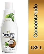 Amaciante Concentrado Downy Naturals Coco E Menta - 1.35L