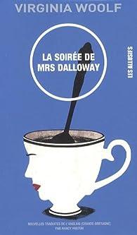 La soirée de Mrs Dalloway par Virginia Woolf