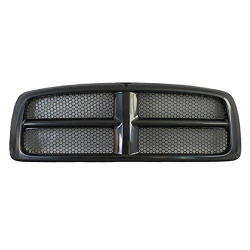 OE Replacement Dodge Pickup Grille Assembly (Partslink Number CH1200331) Dodge Pickup Grille
