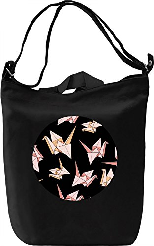 Birds Texture Borsa Giornaliera Canvas Canvas Day Bag| 100% Premium Cotton Canvas| DTG Printing|