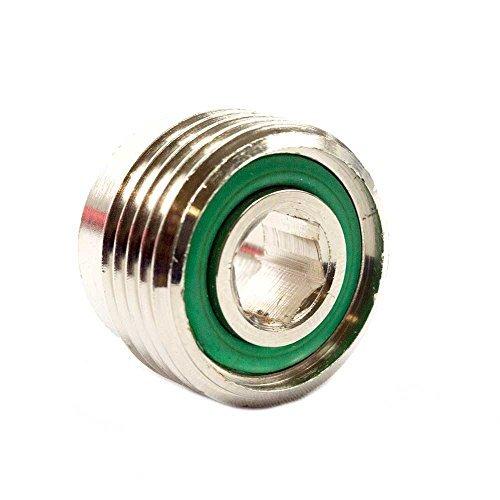 Sopras Sub DIN to Yoke Insert Tank Valve Adapter Convert Scuba Diving Cylinder Adaptor Convertor