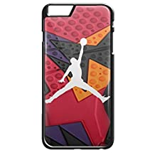 Jordan Retro 7 Raptors Air For iPhone and samsung galaxy case (iPhone 6 Plus Black)