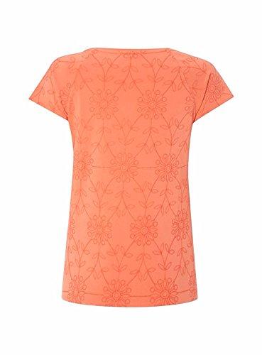 Mujer Papaya Pnk Camiseta Para White Stuff qt11a