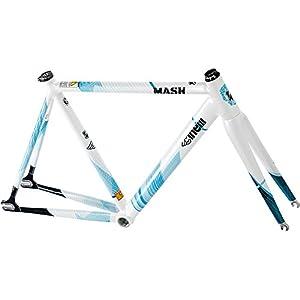 Cinelli MASH Parallax Bicycle Frameset Cyanotype SML
