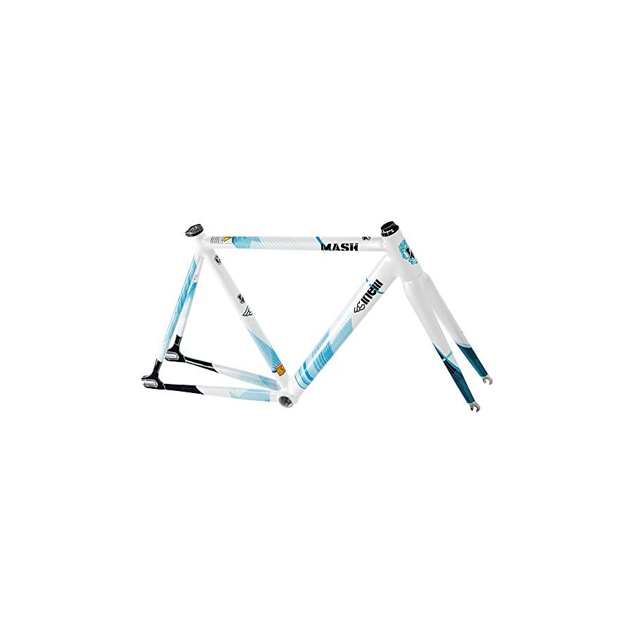 Cinelli MASH Parallax Bicycle Frameset Cyanotype XS