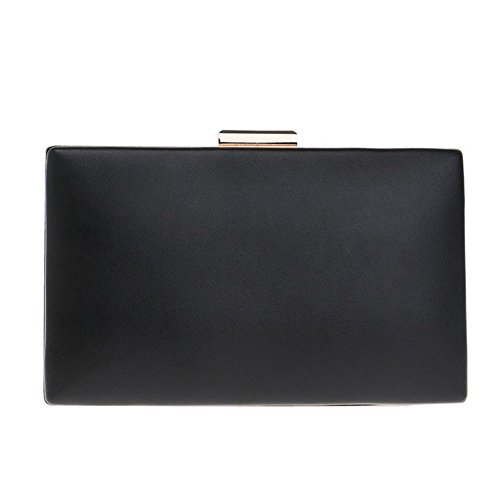 PU Ladies Color And Bag Bag Women's Clutch HKC 3 Europe America 4 Bag Evening Evening qRaxIH07w