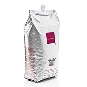 Domori Trinitario Sambirano non-GMO Cacao Nibs from Madagascar - 1kg Cocoa