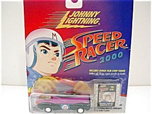 - Johnny Lightning Speed Racer 2000