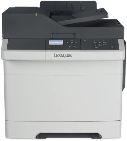 Amazon.com: Lexmark CX317dn impresora láser a color ...