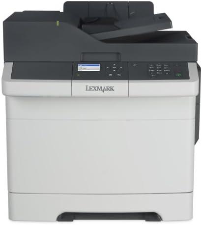 Amazon.com: Lexmark CX317dn impresora láser a color ...