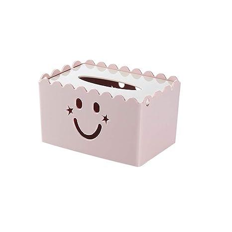 Caja De Pañuelos,dibujar Personaje Dibujos Animados Europeos Hueco Cara Sonriente Pañuelos Toallitas Papel Higiénico
