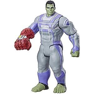 Avengers Marvel Endgame Hulk Deluxe Figure from Marvel Cinematic Universe Mcu Movies