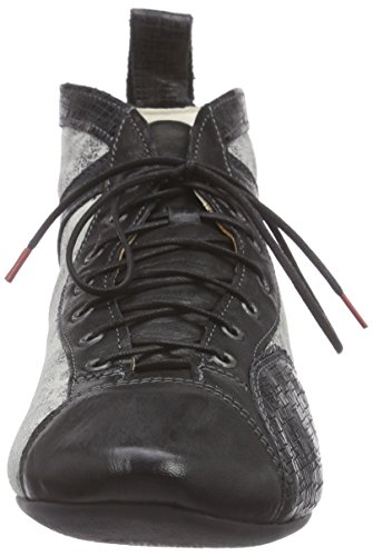 sz 09 Women''s Stiefelette Think Boots kombi Desert Black Guad xR8OSqwY